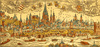 View of historic Mainz from Mainz-Kastel; woodcut by Franz Behem, 1565 (image: Mainz City Archive)